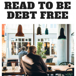 5 BOOKS TO READ TO BE DEBT FREE